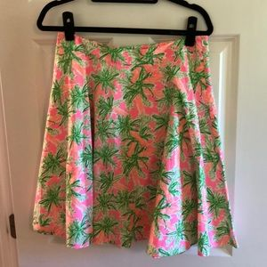Lilly Pulitzer Nibbles skirt